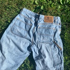 Ralph Lauren vintage carpenter jeans 90s